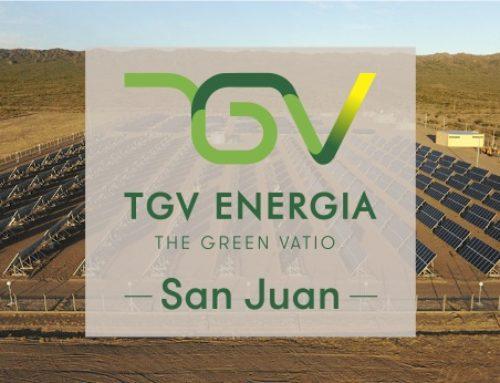 TGV en San Juan